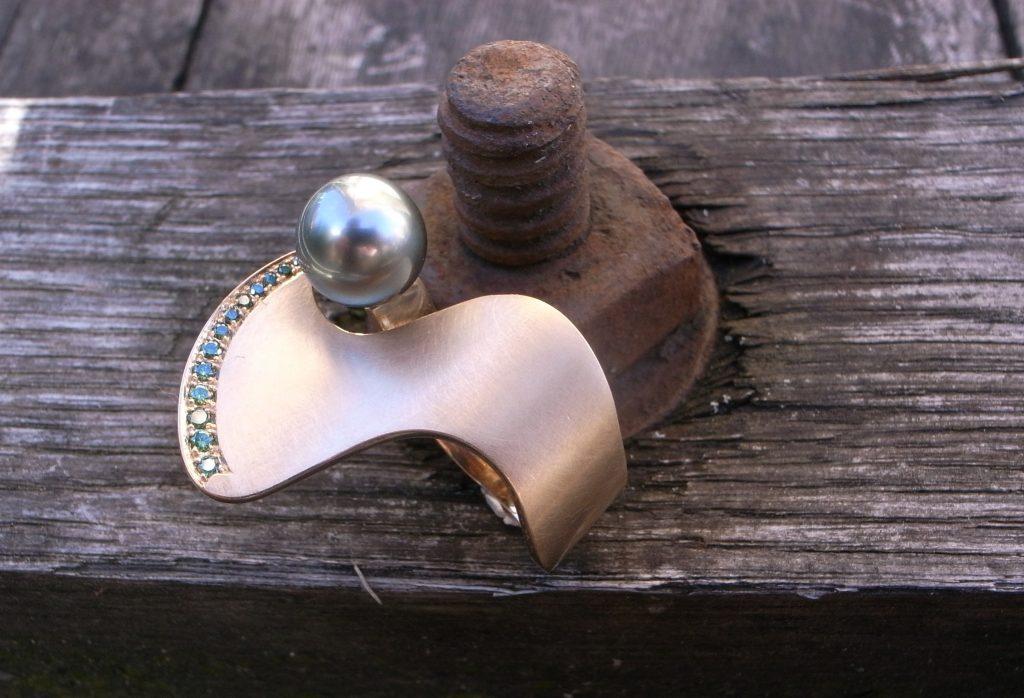 Ring von Stephanie Henzler - Goldschmiede-Atelier