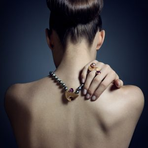 Collier und Ring von Stephanie Henzler