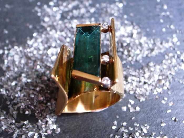StephanieHenzler Ring GREEN-FUTURE