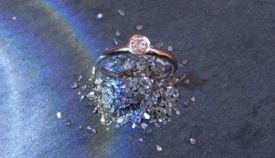 Verlobungsring ONLY YOU von Stephanie Henzler - Goldschmiede-Atelier