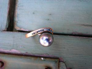 StephanieHenzler Ring Handschmeichler Form2007
